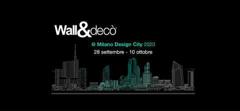 Wall&decò @ Milano Design City