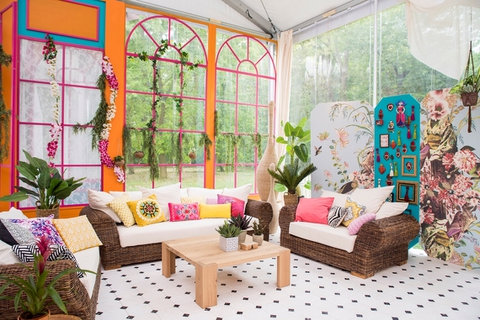 Wall Deco Bake Off Italy Fifth Edition