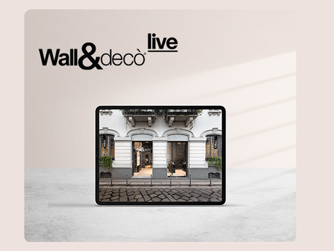The Milano showroom is digital | book your virtual appointment